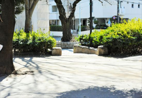 板橋平和公園 バーベキュー