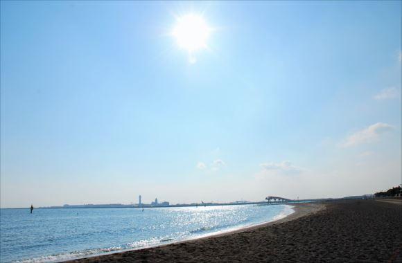 城南島海浜公園 アクセス