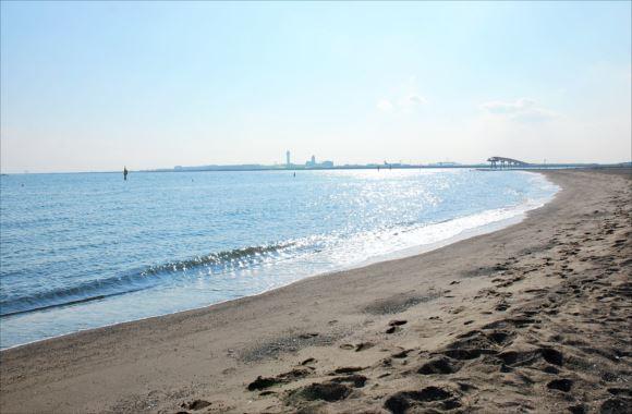 城南島海浜公園 キャンプ場
