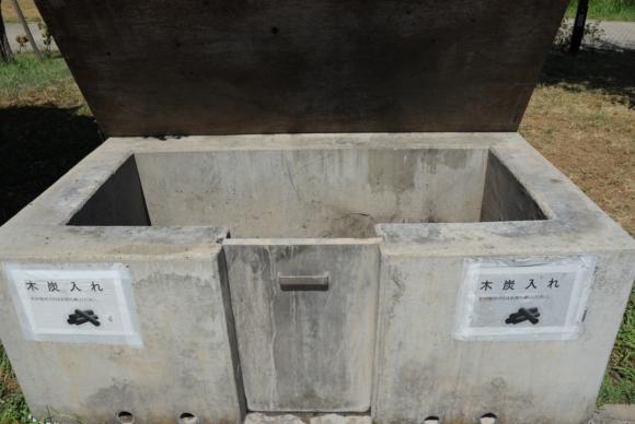 汐入公園 バーベキュー器材レンタル