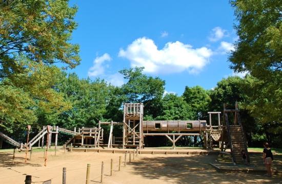 蕨市民公園 アクセス