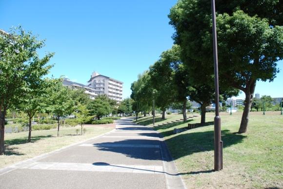 汐入公園 バーベキューレンタル