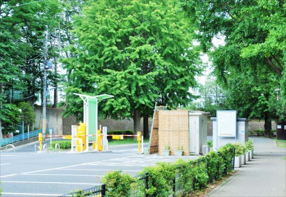 和田堀公園 駐車場