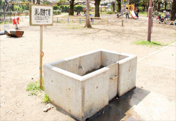 善福寺川公園 バーベキュー