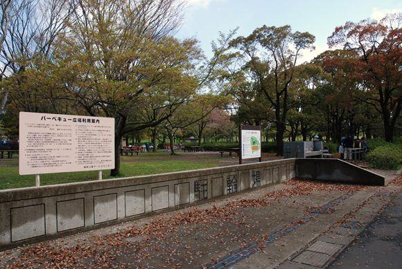 篠崎公園 バーベキュー 予約