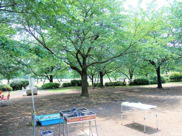 木場公園 バーベキューレンタル