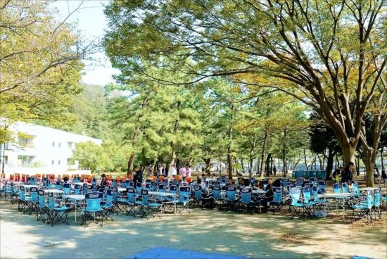 野島公園 BBQレンタル