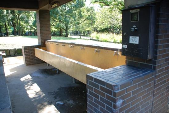 平和島公園 バーベキュー 器材レンタル
