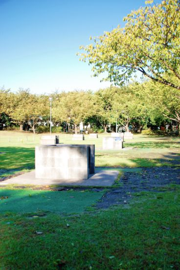 東扇島中公園 バーベキューレンタル