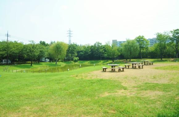 大泉さくら運動公園 バーベキューレンタル