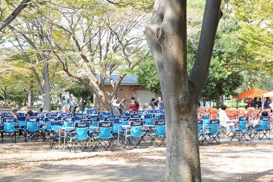 野島公園 バーベキューレンタル