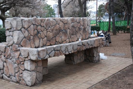 潮風公園 バーベキューレンタル