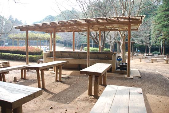船橋県民の森 BBQ器材レンタル