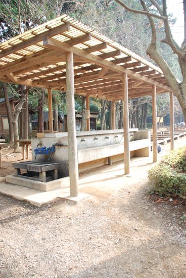ふなばし県民の森 バーベキュー器材レンタル
