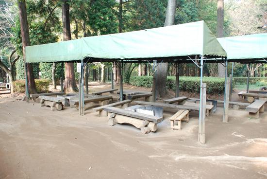 ふなばし県民の森 バーベキューレンタル