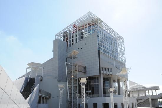 晴海ふ頭公園 客船ターミナル