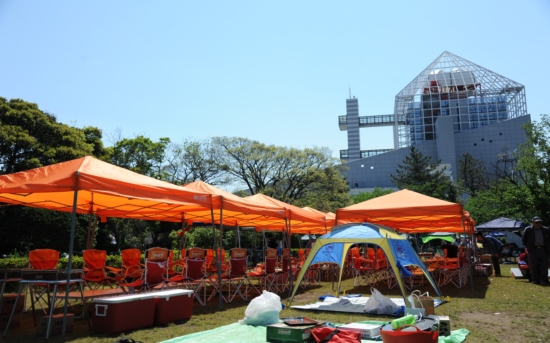 晴海埠頭公園 BBQレンタル