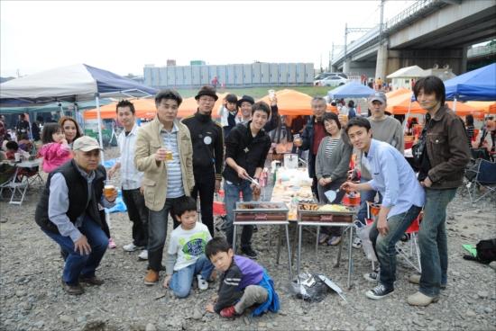 二子多摩川 BBQレンタル