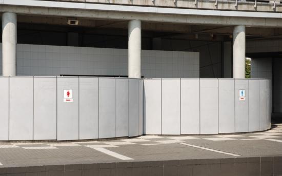 晴海ふ頭公園 トイレ