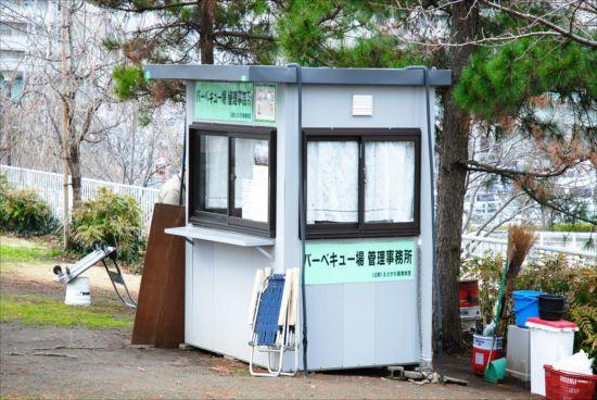 小松川千本桜 BBQレンタル