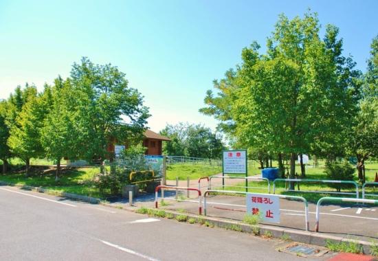 彩湖道満グリーンパーク バーベキュー場